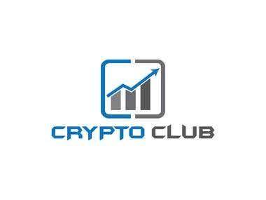 Crypto Club logo Design