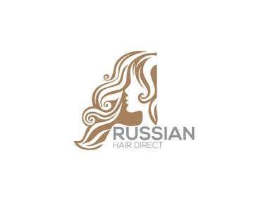 Hair Direct Logo Design