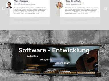Softwork - Mockup - Design