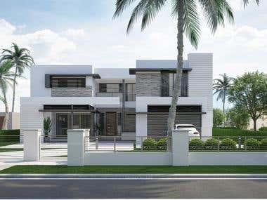 Miami Villa project
