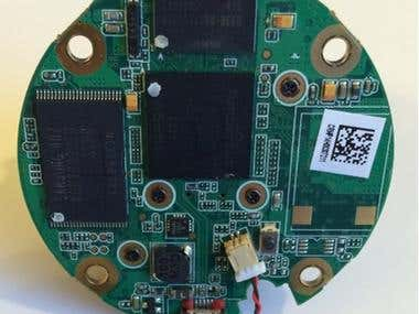 Wireless camera module