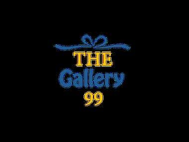 Logo for The Gallery 99