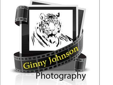 Ginny Johnson Photography Logo