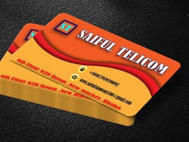 Business Card Design for any businessman