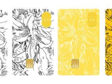 Card sketch design
