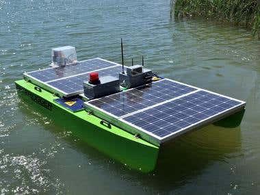 Waterlogger USV (Unmanned Surface Vessel)
