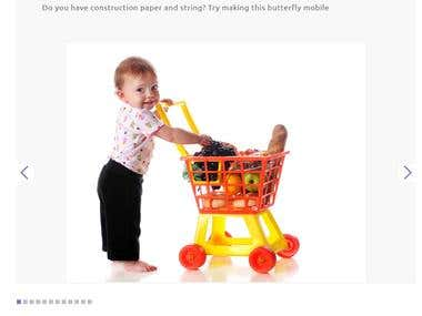 Play time activities for your toddler