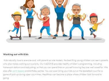 Fit Families - Fitness for Every Age