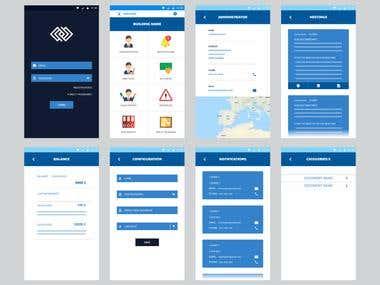 Warwick App Design