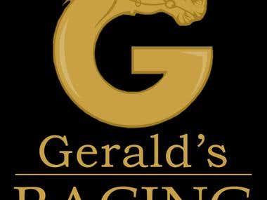 Gerald's RACING LOGO