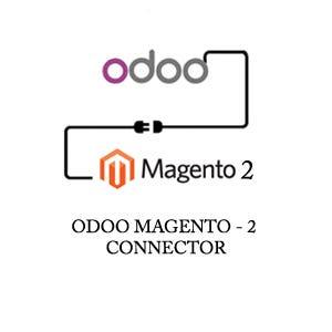 Odoo Magento Connector