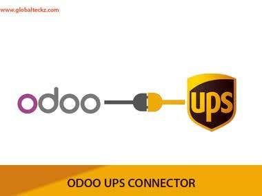 Odoo UPS Integration