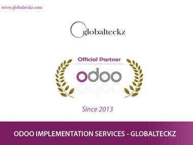 Official Odoo Partners for Implementation of Odoo ERP softwa