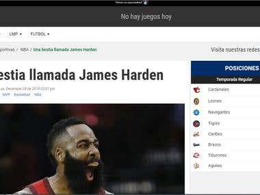 Una bestia llamada James Harden