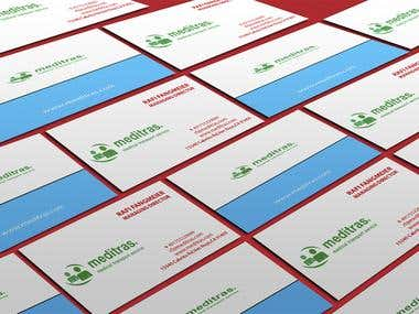 Corporate Logo and Business Card Design