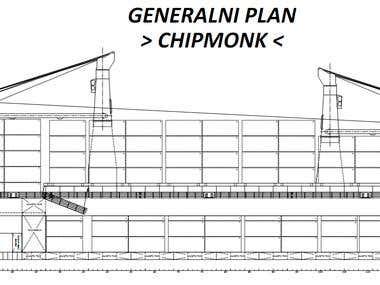 Preview of cargo ship