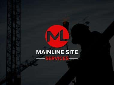 Mainline site services logo