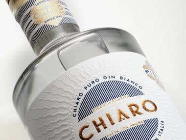 """""""CHIARO """" Label Design"""
