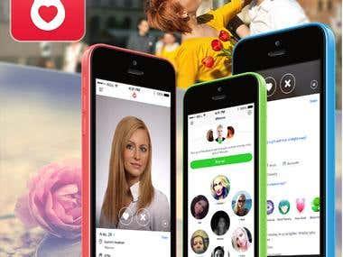Social Dating App - iOS