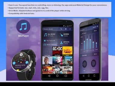 MD Player App