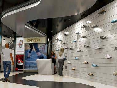 Retail Shop Design