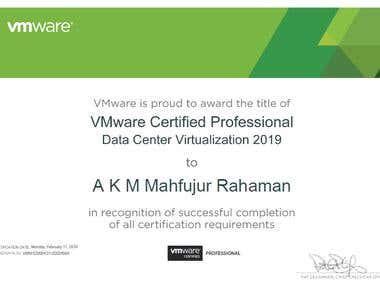 vmware vsphere datacenter virtualization professional
