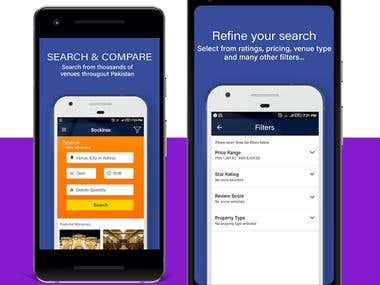 Bookirea Hotel Booking [Mobile App]
