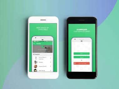 Khaadim Services [Mobile App]