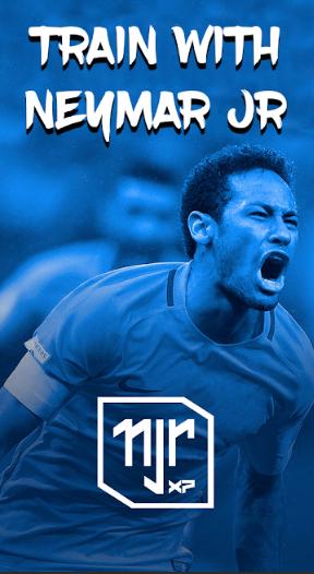 Neymar Jr Experience - train with Neymar Jr