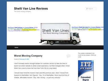 Moving Company Review