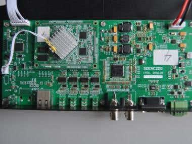 Multi h.264 SD Video Encoder