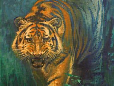 Tiger Prowl