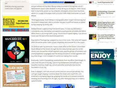 Viral Small Business Opinion News Article/Blog