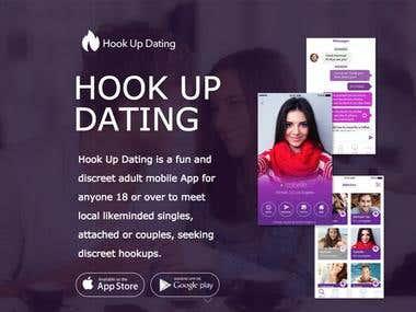 Hookup Dating Mobile App