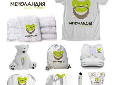brand designs & logo designs