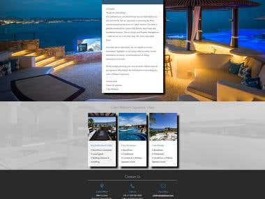 Cabo Platinum Email Designs & Powerpoint Presentation