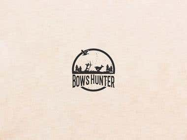 Logo for Bow Hunter