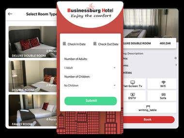 Hotel Booking | Business Burg Hotel