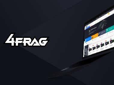 4frag. Online store