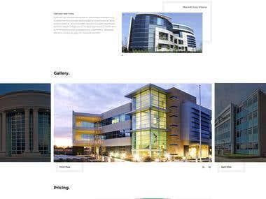 Design a Website Mockup - Architecture