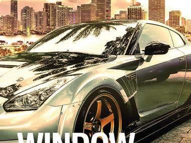 Window tint Bifold