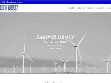 SARWARCORP.com
