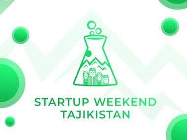 Startup Weekend Brand Identity Design