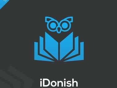 iDonish - Logo