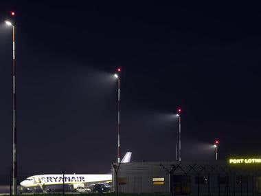 Reymonta Airport