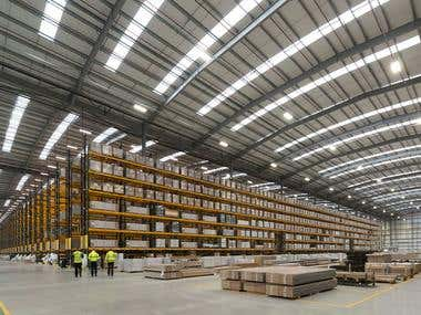 The Hut Group Warehouse