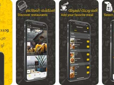 Food Delivery App - Multi Language