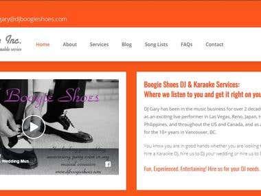 PHP Website.