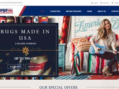 Rugs Made in USA