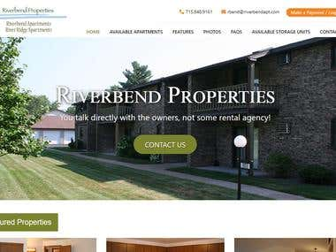 Custom Appfolio integration Riverbend Properties
